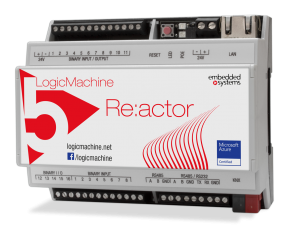 LogicMachine Reactor IO
