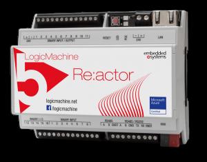 LogicMachine Reactor IO